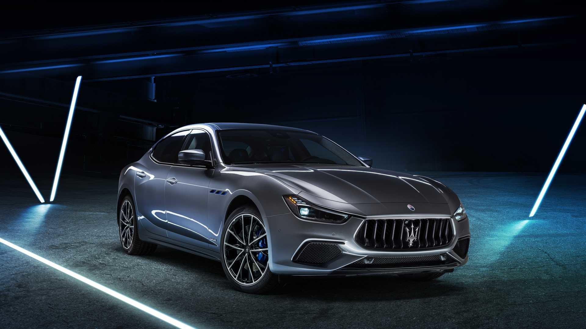 Foto de Maserati Ghibli Hybrid 2020 (13/26)