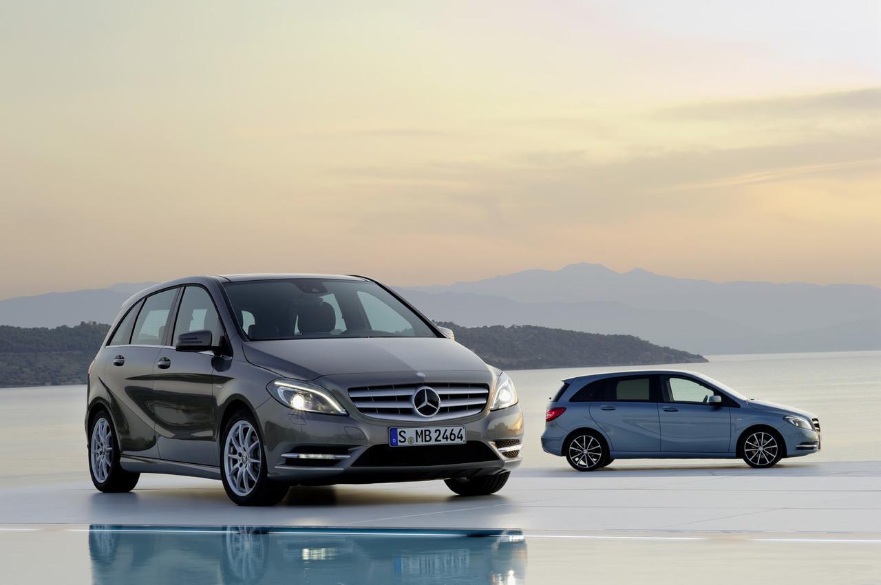 Foto de Mercedes-Benz Clase B (50/104)