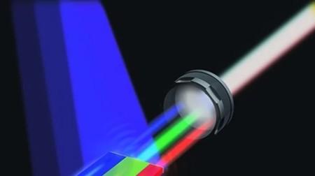 El láser blanco quiere conquistar el futuro, revolución para la TV y para la tecnología LiFi