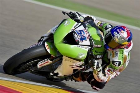 Superbikes Holanda 2015: controvertida victoria para Kenan Sofuoglu