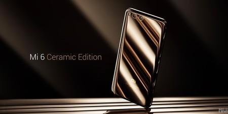 Xiaomi Mi 6 Ceramic Edition