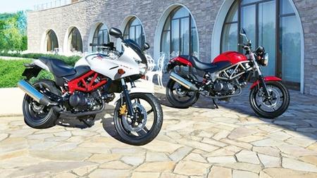 Honda VTR250F, la bicilíndrica se viste para el mercado asiático