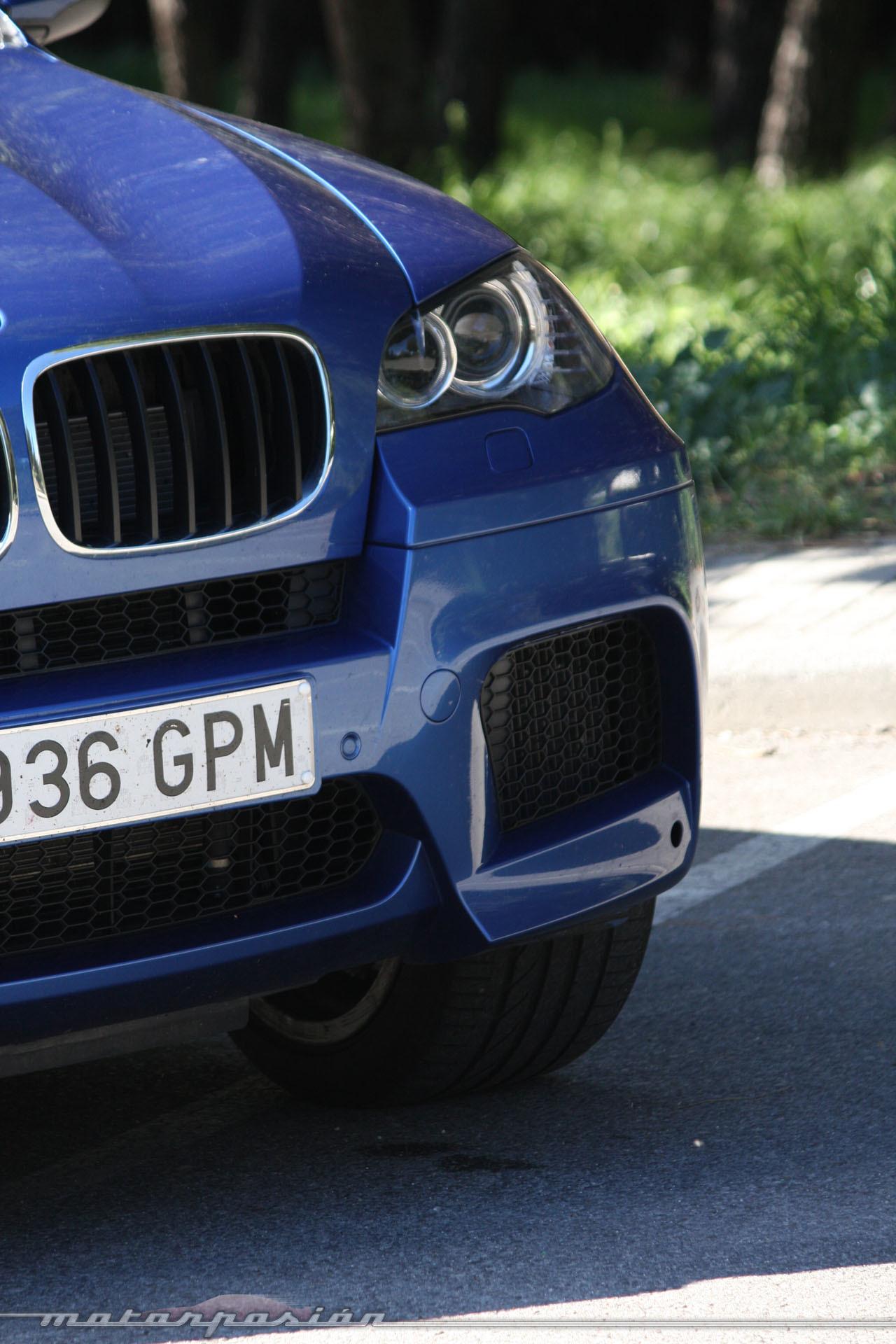 Foto de BMW X6 M (prueba) (11/41)