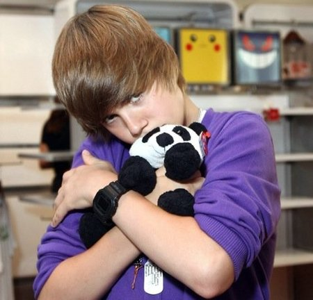 Boquitas de piñón: Justin Bieber