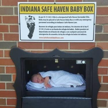 Estados Unidos cuenta con 'buzones' para dejar a los bebés no deseados, y no todos apoyan la iniciativa