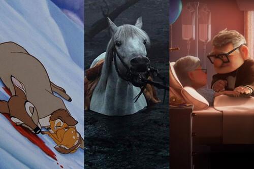 De la muerte de la madre de 'Bambi' al prólogo de 'Up': 29 momentos horribles en películas y series familiares más traumáticas que 'Soul'