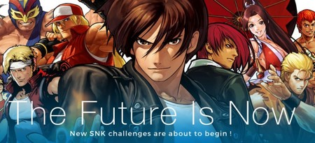 40 años de historia en SNK, 40 años de una leyenda viva de las recreativas y la Neo Geo