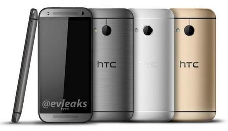 HTC One mini 2, aparece su primera imagen