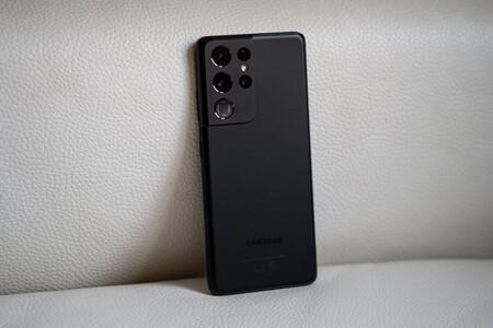 Cómo activar los filtros exclusivos de videollamadas en el Samsung Galaxy S21