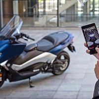 Internet de las cosas llega a los Yamaha T-MAX con Vodafone para hacerlos a prueba de robos