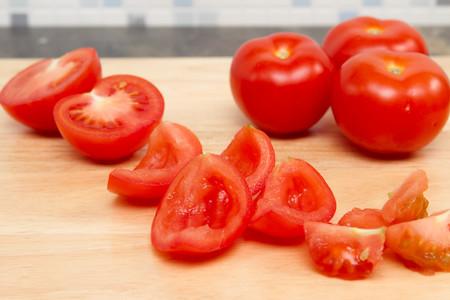 Tomate en Gajos