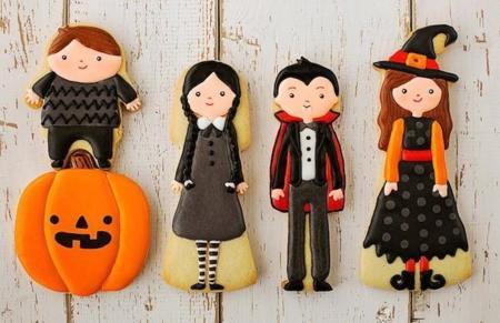Halloween es un buen plan para sacar al cocinitas que hay en ti