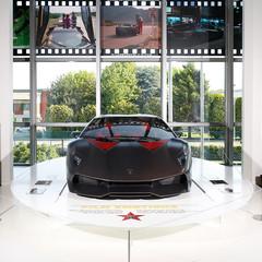 Foto 11 de 15 de la galería emociones-de-pelicula-lamborghini-y-el-mundo-del-cine-la-exposicion en Motorpasión