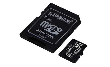 Kingston Canvas Select Plus Microsd 32gb