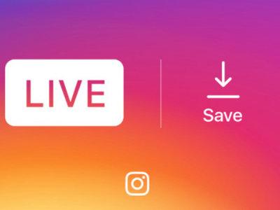 Instagram ya te permite descargar tus retransmisiones en directo para recordarlas cuando quieras