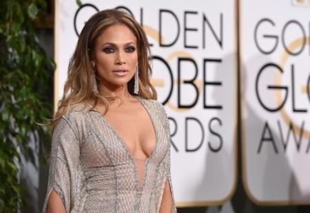 """Jennifer Lopez pone el toque """"vulgar"""" a los Globos de Oro 2015"""