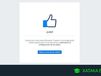 Cómo configurar Facebook para poder seguir usándolo con la nueva GPDR