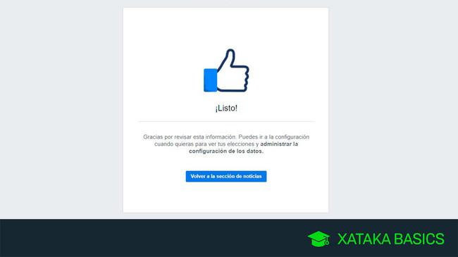 Cómo configurar Facebook para poder seguir usándolo con la nueva GDPR