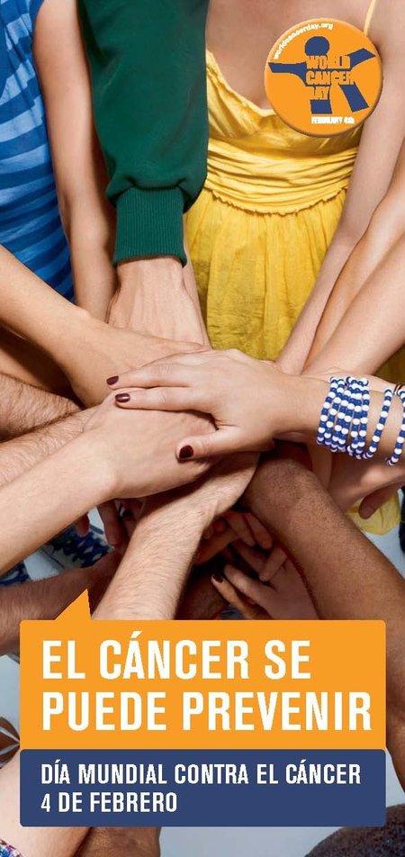 Campaña de prevención de la UICC ante el Día Internacional contra el Cáncer