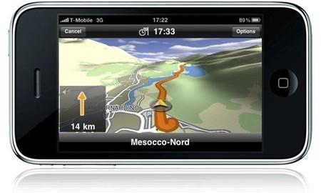 Usar el GPS del teléfono mientras conduces pasa a ser ilegal en California