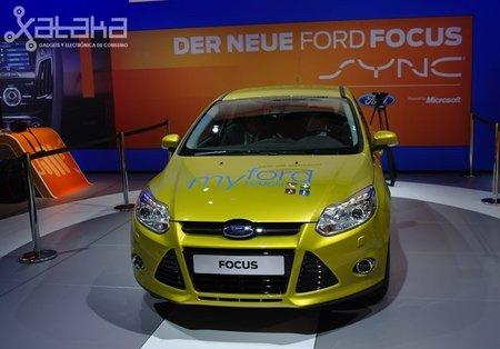 Ford Sync, primeras impresiones en Xataka
