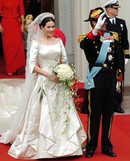 Así se casaron las princesas europeas, las reinas del futuro: ¿cómo ...
