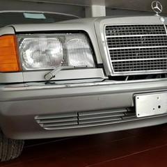 Foto 1 de 18 de la galería mercedes-560-sel-1986 en Motorpasión