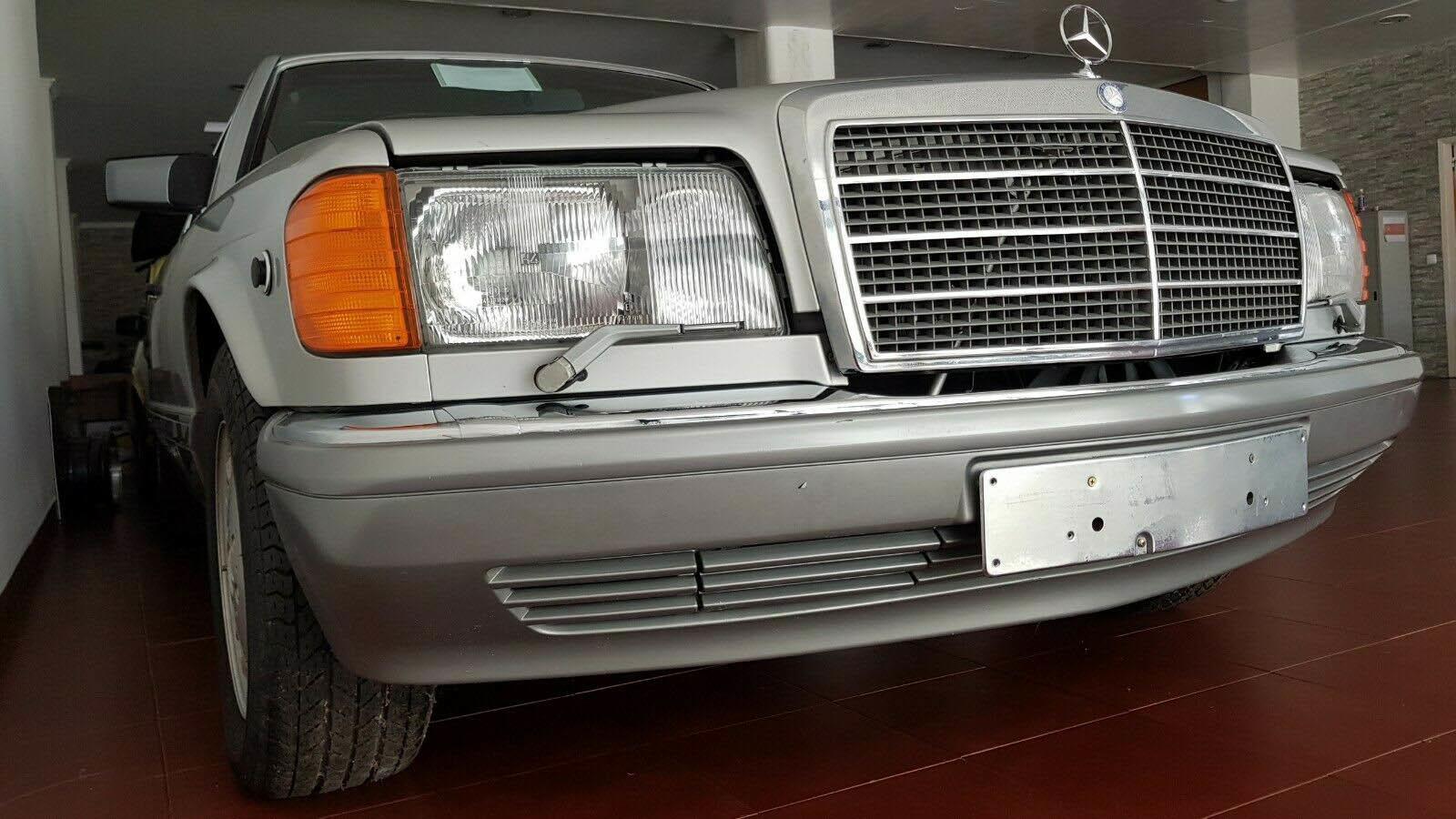 Foto de Mercedes 560 SEL 1986 (1/18)