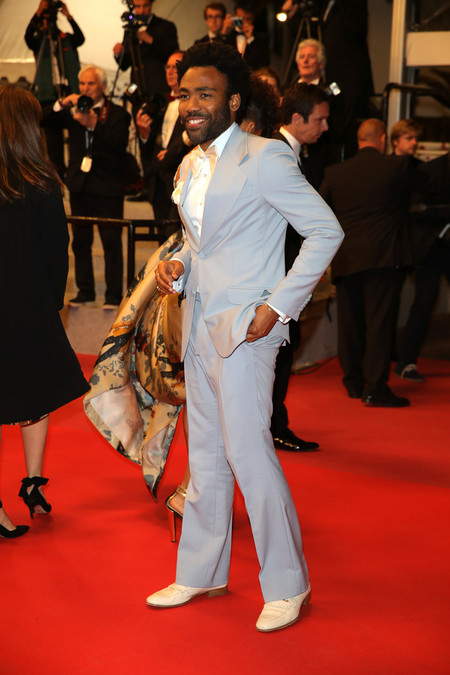 Donald Glover Solo A Star Wars Story Cannes Premiere 2018 Red Carpet