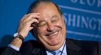 Lary King entrevista a Carlos Slim para conocer su opinión acerca del desarrollo de Internet en nuestro país