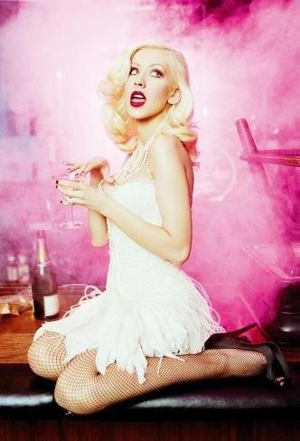 ¿Prefiere Christina Aguilera la compañía femenina?