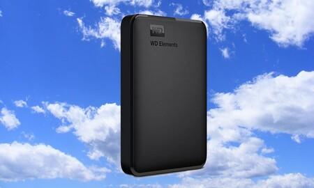 No lo vas a encontrar tan barato en ninguna otra tienda: Amazon te deja el Western Digital Elements Portable de 1,5 TB por apenas 50 euros