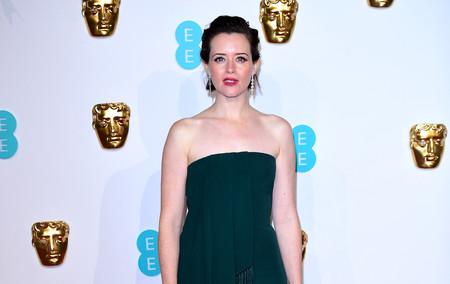 Premios BAFTA 2019: Claire Foy se marca el look más español de todos con este diseño de Oscar de la Renta