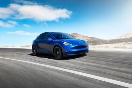 Tesla Model Y 115