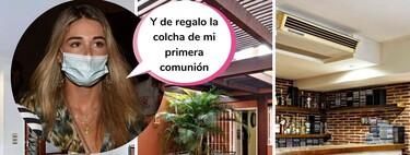 Nos colamos en la casa familiar de Ana Soria que han puesto en venta por más de medio millón de euros (¡y flipa con su bar clandestino!)