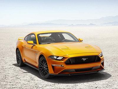 El 2018 Ford Mustang debería llegar al mercado americano antes de finales de año