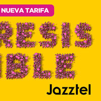 Fibra + móvil en Jazztel por 25 euros/mes y, si te gusta el fútbol, toda La Liga por 1 euro/mes