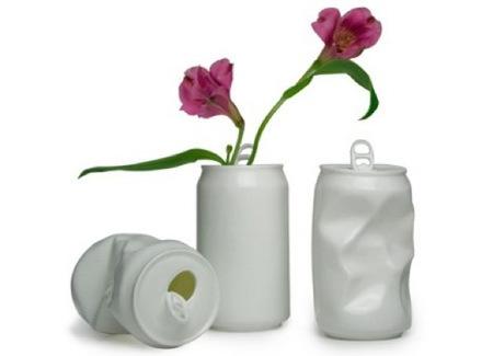 latas porcelana
