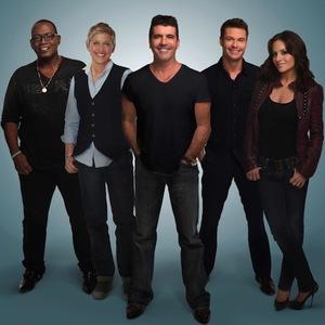 Ellen DeGeneres mejora los niveles de audiencia de 'American Idol'