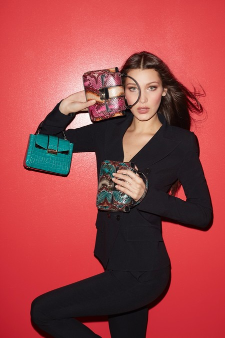 Bella Hadid Bulgari Fall Winter 2017 Campaign03