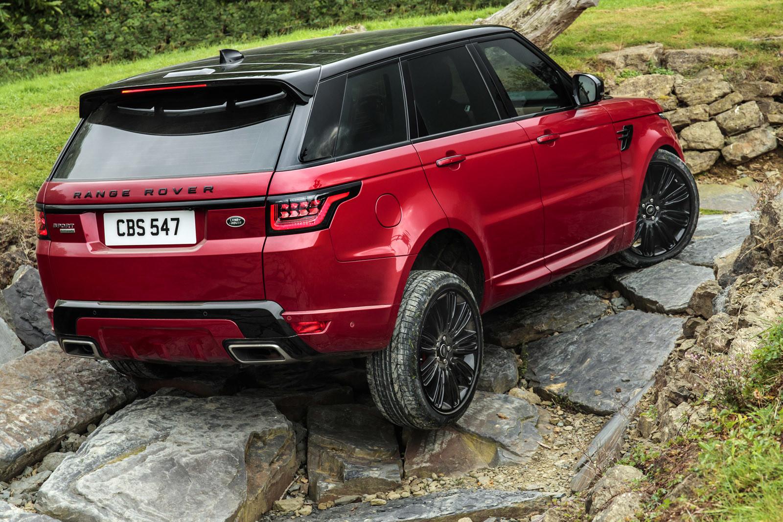 Foto de Range Rover Sport 2018 (6/34)
