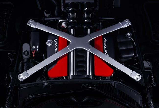 SRT Viper 2013 motor