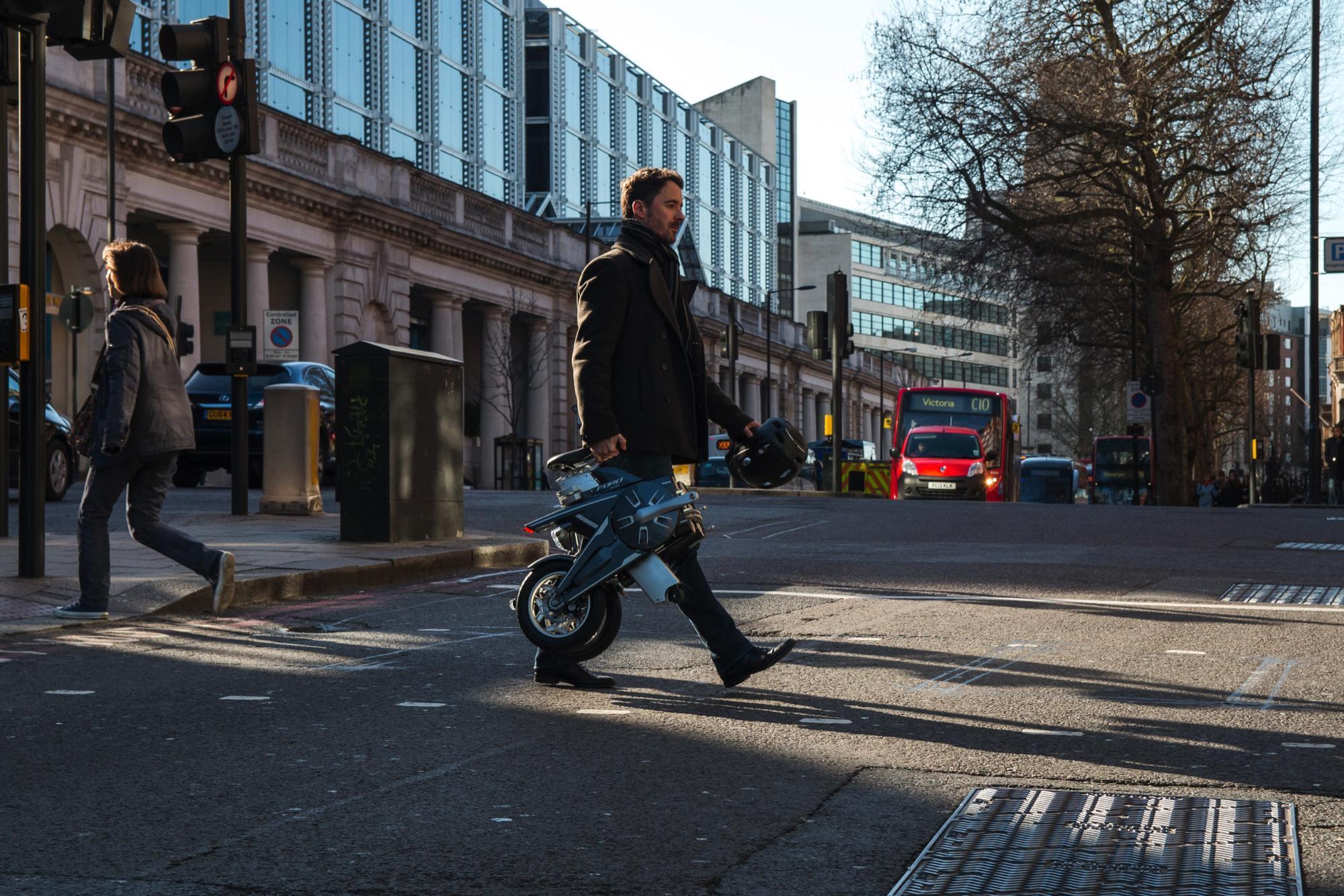 Ford Mode:Me y Mode:Pro, bicicletas eléctricas