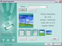 Capture Pro, capturas de la pantalla del móvil desde el ordenador
