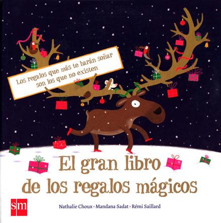 'El gran libro de los regalos mágicos': un precioso libro navideño para disfrutar con vuestros hijos