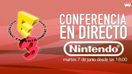 E3 2011: Conferencia de Nintendo en directo