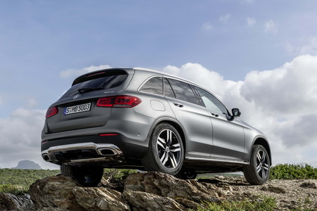 Mercedes Benz Glc 2020 6