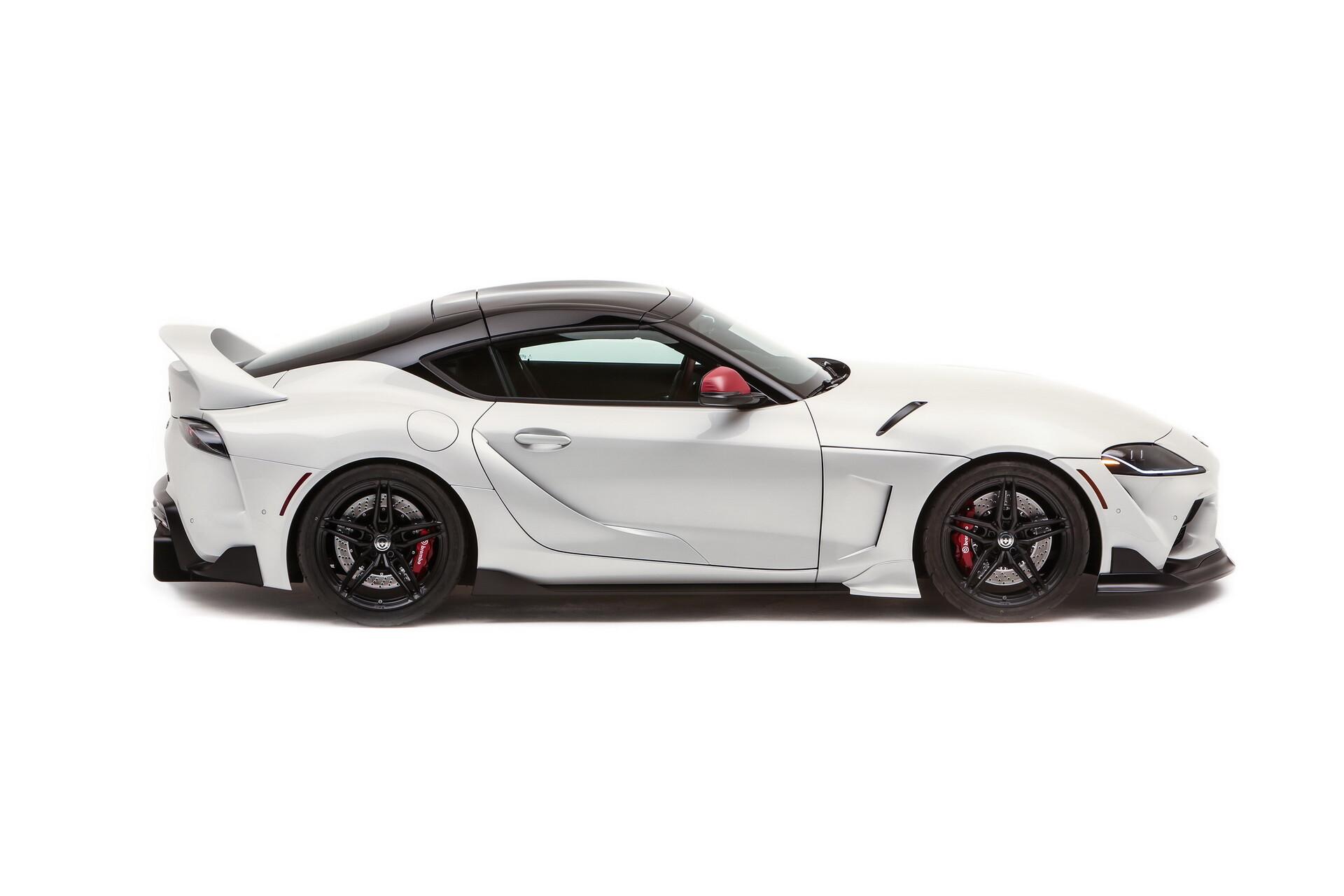 Foto de Toyota GR Supra Sport Top (8/12)