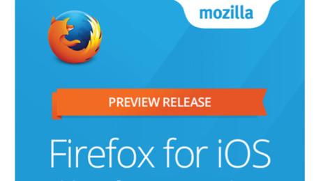 Firefox para iOS finaliza su fase de beta y empieza a estar disponible públicamente