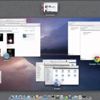 Screencast OS X Lion: Mission Control